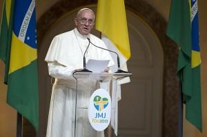 Papież w Rio